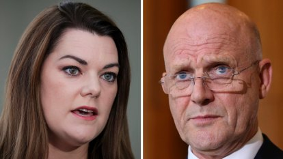 Derryn Hinch forced to give evidence in Hanson-Young defamation case