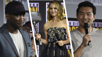 Natalie Portman as Thor and a Blade reboot: Marvel reveals Phase 4 of the MCU