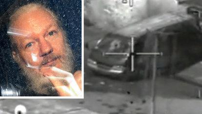 From hacker to fugitive: Julian Assange's epic journey