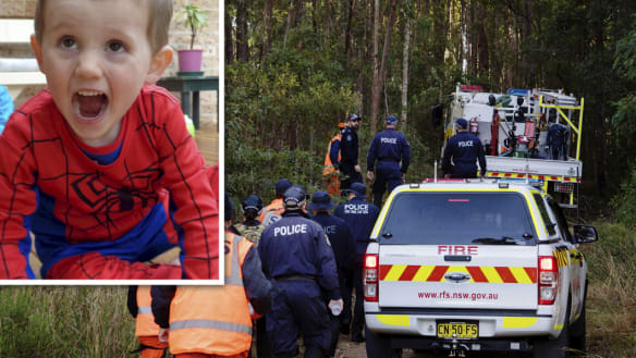 Four years on, William Tyrrell disappearance referred to State Coroner
