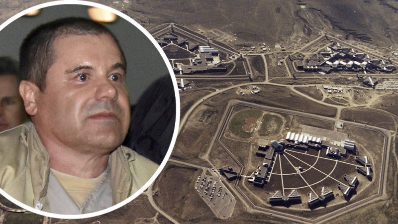 El Chapo escaped two prisons in Mexico, but no one's ever