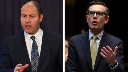 Spending growth in NSW hits zero as Australia's economy slumps to GFC levels