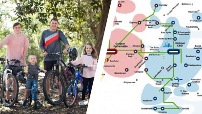 Cyclist injuries reach record high as families fight for bike paths