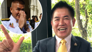 Remarkable Embattled Thai Minister Admits To Court Sentence In Australia Home Interior And Landscaping Oversignezvosmurscom