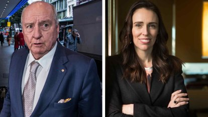 'Accept my sincere apology': Alan Jones' letter to New Zealand prime minister revealed