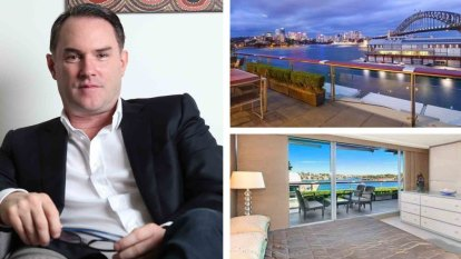 'Mr Real Estate' offloads his last property