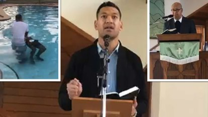 Folau's group's far from mainstream Christianity, leaders say