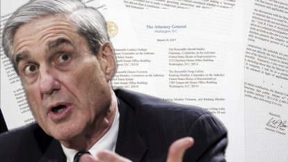 Dispute erupts over Mueller's findings on Trump, Russia and obstruction of justice