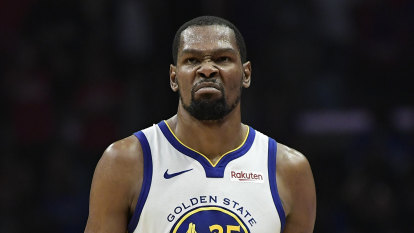 High praise: Golden State coach likens Durant to Michael Jordan