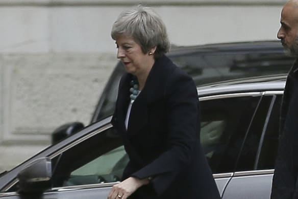 May calls off Brexit vote amid fears it could topple her government