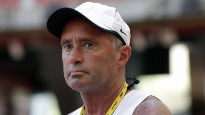 US coach Salazar appeals four-year ban