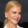Nicole Kidman: 'I am just grateful to even be working'