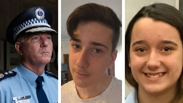NSW Police Commissioner Mick Fuller says the force must take responsibility for the deaths of Jack and Jennifer Edwards.