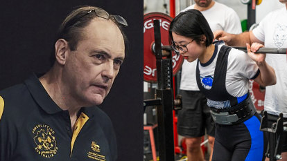 How one woman's story shook powerlifting and toppled its most influential figure