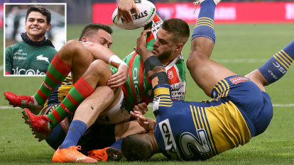 How Mitchell is helping the Rabbitohs through the finals from Taree