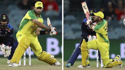 Australia v India first T20 international LIVE