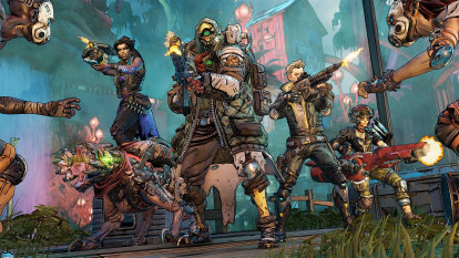 Borderlands 3 is a stellar looter shooter that's almost insufferable