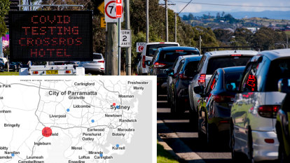 'Like wildfire': How virus is racing across Sydney and state