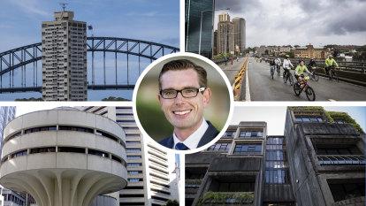 Ten iconic buildings I'd bulldoze, by Treasurer Dominic Perrottet