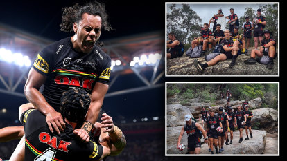 The football factory: The 24-hour walks and stadium sleepouts shaping Penrith's NRL dynasty
