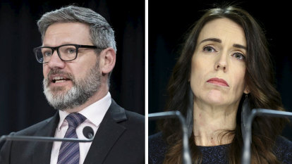 Ardern dismisses minister over claims of inappropriate relationship