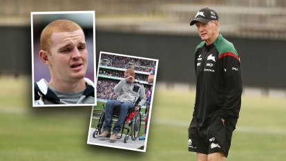 'I wish I could play again just to be around him': McKinnon's tribute to Bennett