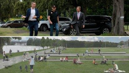 Sydney's 'secret garden' revamp to complete missing link in Bay Run