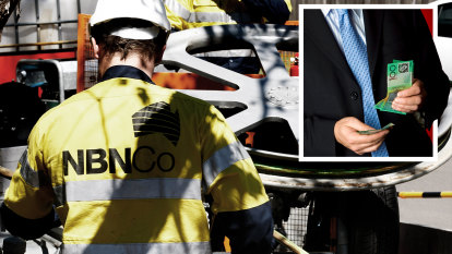 NBN Co paid some bonuses 'equivalent to 88 Cartier watches'
