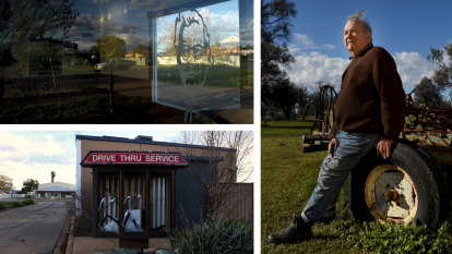 The empty KFC, the ethanol plants and the Riverina towns