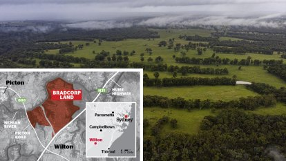 Landcom pays $100m more than seller's evaluation for site near Sydney