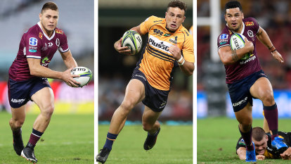 Out of their depth? The best XV at this week's Wallabies camp