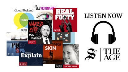 From the depths of the underworld to Good Weekend: Welcome to our new podcasts