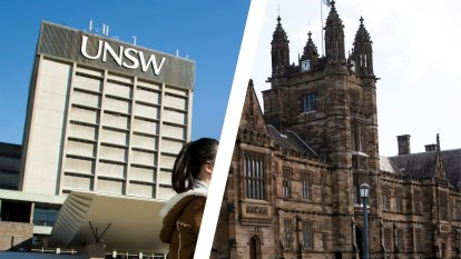 Sydney's newest uni boss flags new era of co-operation with old rival