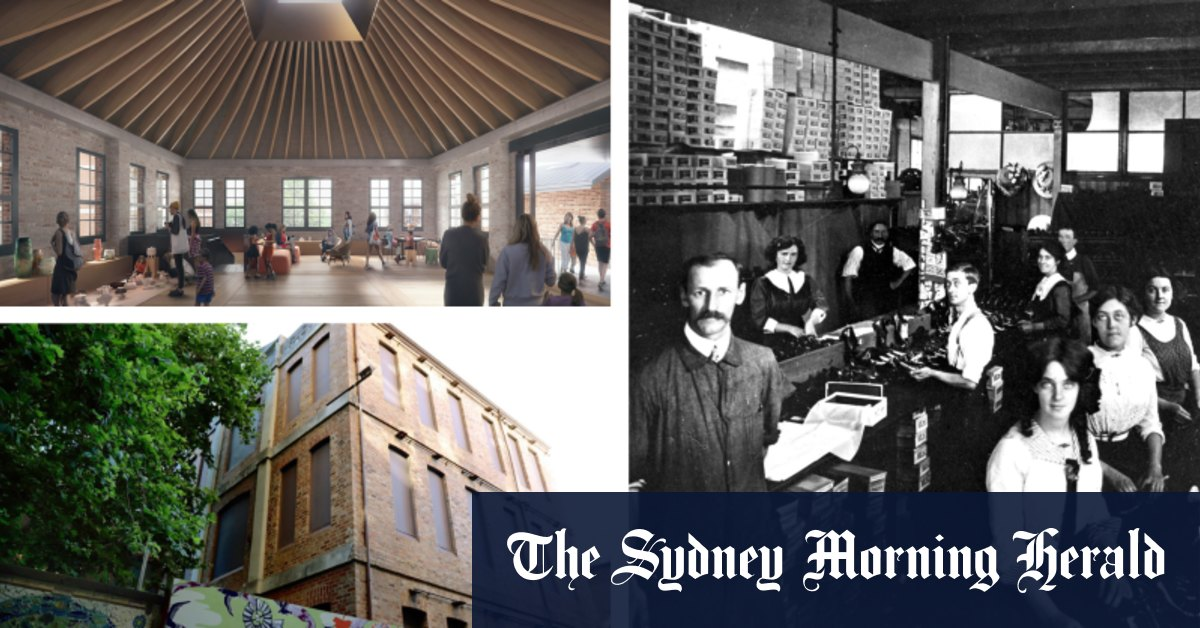 A stitch in time: Bondi's historic boot factory set for $5.3m overhaul – Sydney Morning Herald