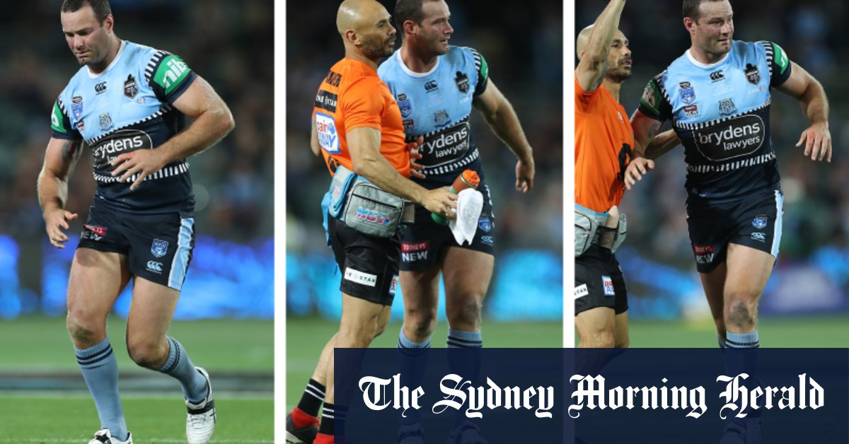 Confusion reigns over Cordner's concussion as questions remain unanswered – Sydney Morning Herald