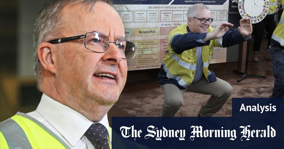 Inside Anthony Albanese's 'off broadway' election strategy