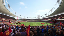 Premier Annastacia Palaszczuk has revealed the Gabba as the proposed main stadium should Queensland host the 2032 Olympic and Paralympic Games.