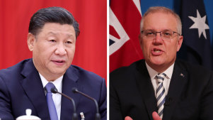 The Federal government's actions to tear up Victoria's BRI agreement will further infuriate China.