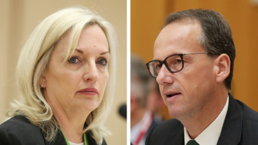 Australia Post boss Christine Holgate and ASIC chairman James Shipton have both stepped aside this week.