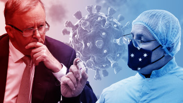 Voters back the Coalition to manage the economic recovery from the pandemic and border control, but Labor on health and aged care.