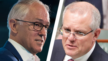 """""""The expectation is that countries must lift their ambition"""": former prime minister Malcolm Turnbull."""