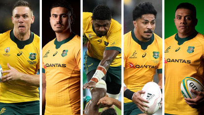 Change in the air: The five Wallabies who could turn things around in Sydney