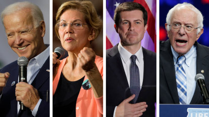 The Buttigieg bounce: how 'Mayor Pete' shot to the top of the Democratic field