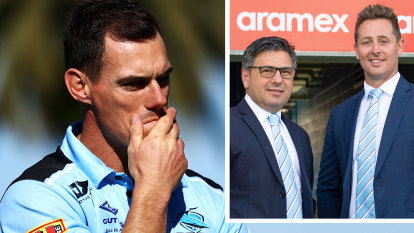 Morris axing shines light on Sharks' culture