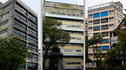 Sydney's cluster of Seidler buildings at risk of being demolished