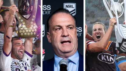 NRL year in review: The sublime, the ridiculous and everything between