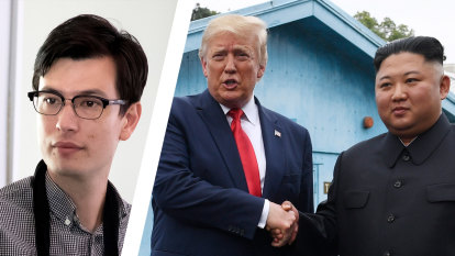 Was Alek Sigley detained to keep him quiet ahead of the Donald Trump meeting?