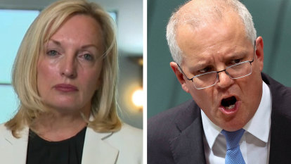 'She resigned': Morrison government rejects Holgate's claims over exit