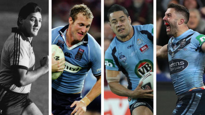 'No one hates Queensland more': Selection surprises in Johns' greatest ever NSW team