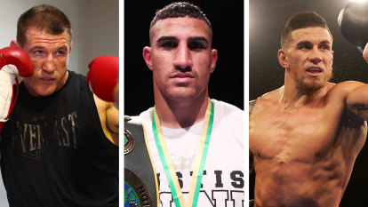 'No more donkeys': Why Huni won't chase SBW, Hall after Gallen fight